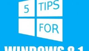 Windows 8 Tips - Featured - Windows Wally